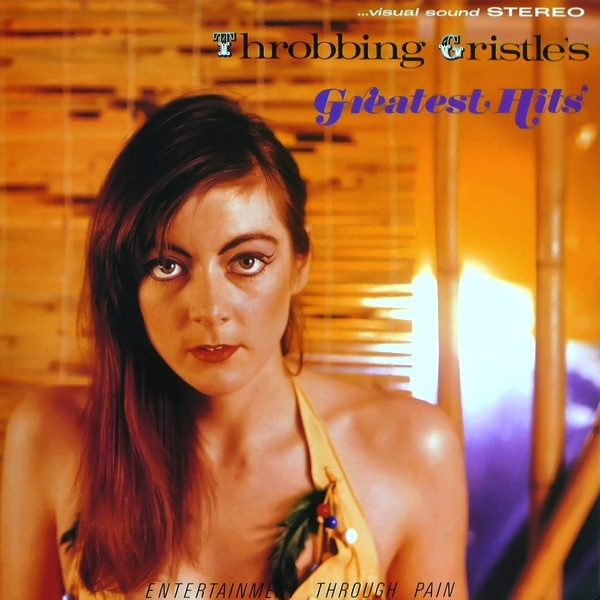 THROBBING GRISTLE - GREATEST HITS LP