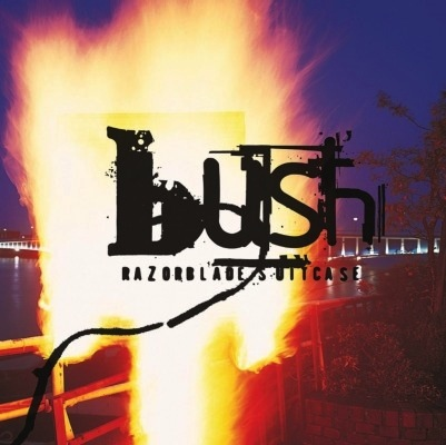 BUSH - RAZORBLADE SUITCASE 2LP