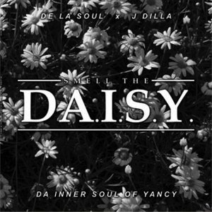 DE LA SOUL & J DILLA - SMELL THE DAISY LP
