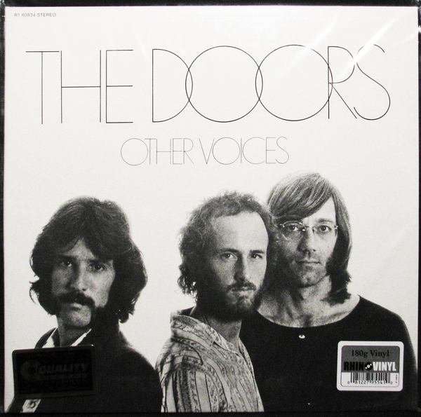THE DOORS - OTHER VOICES LP