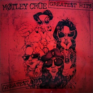 MOTLEY CRUE - GREATEST HITS 2LP (180G)