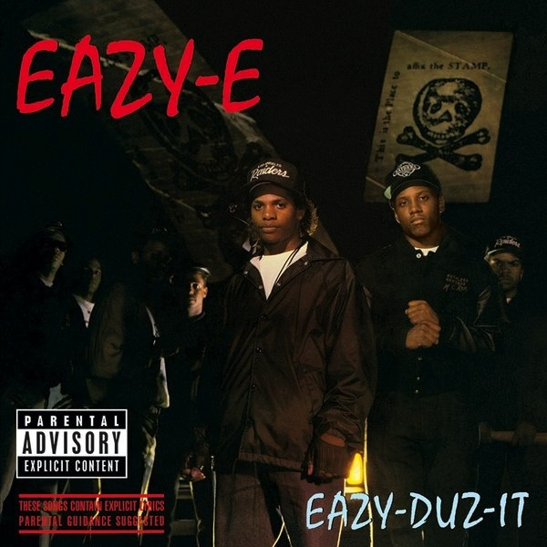 EAZY-E - EAZY DUZ IT LP