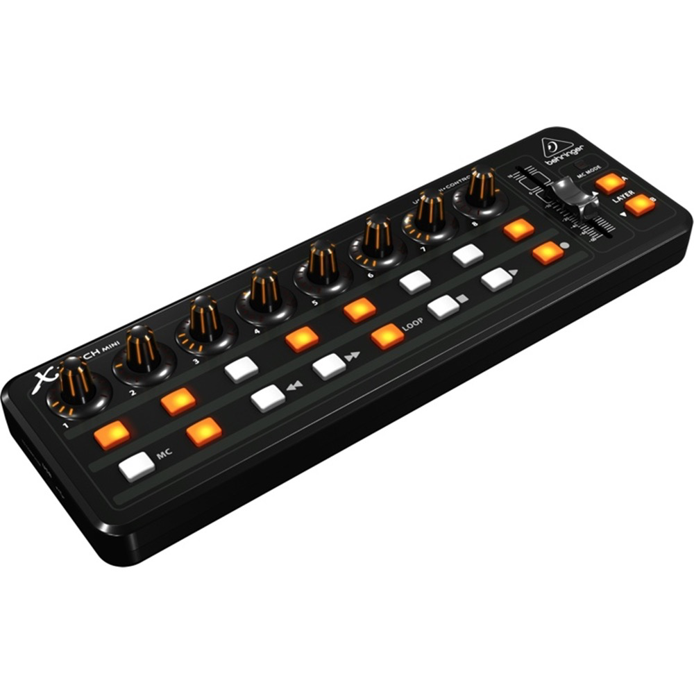 BEHRINGER - XTOUCH MINI USB CONTROLLER