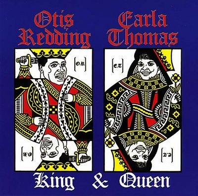 OTIS REDDING & CARLA THOMAS - KING & QUEEN LP