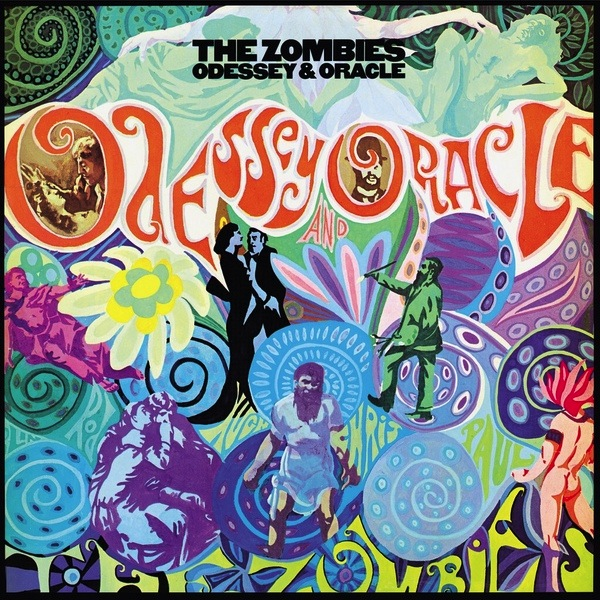 ZOMBIES - ODESSEY AND ORACLE LP