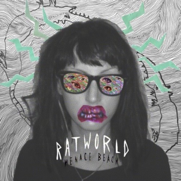 MENACE BEACH - RATWORLD LP (180 GRAM)