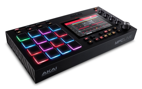 AKAI - MPC LIVE STANDALONE MUSIC PRODUCTION CENTER