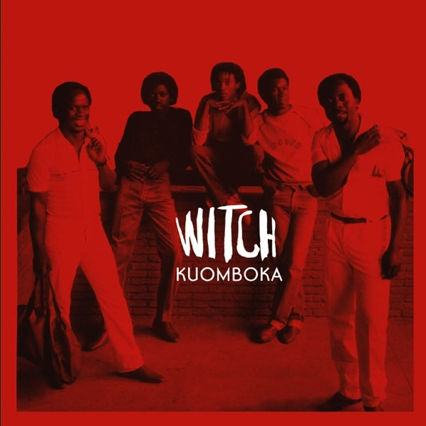 WITCH - KUOMBOKA LP