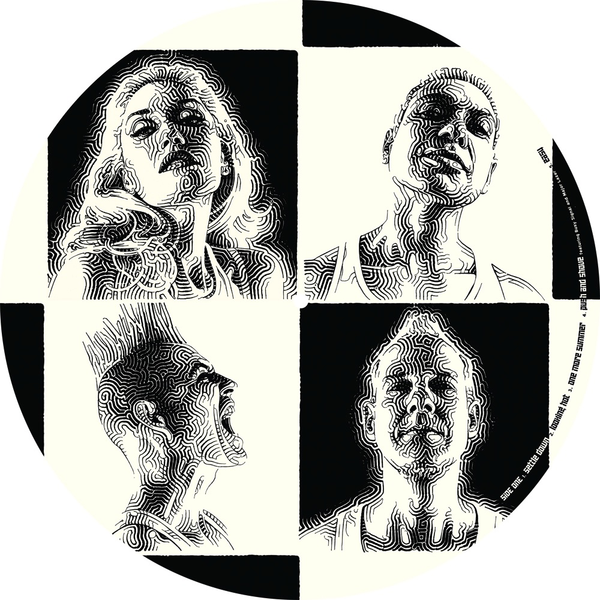 NO DOUBT - PUSH AND SHOVE LP (PIC DISC)