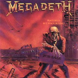 MEGADETH - PEACE SELLS BUT WHO'S BUYING LP (180 GRAM)