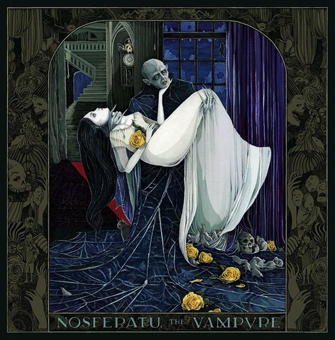 POPOL VUH - NOSFERATU, THE VAMPIRE SOUNDTRACK 2LP