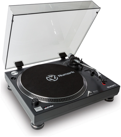NUMARK - TT250USB TURNTABLE WITH USB INTERFACE