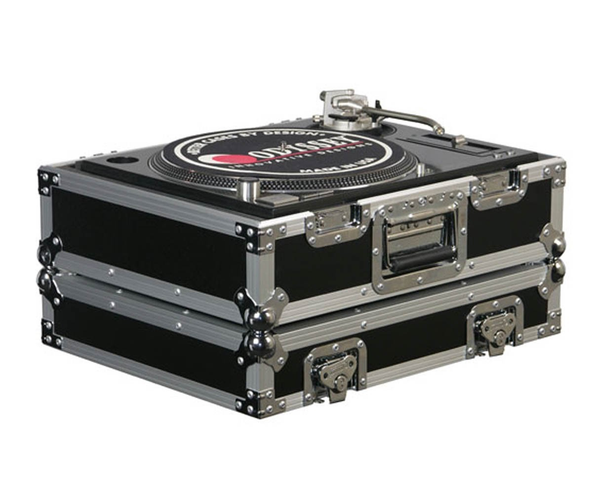 ODYSSEY - TURNTABLE CASE W/ CHROME CORNERS