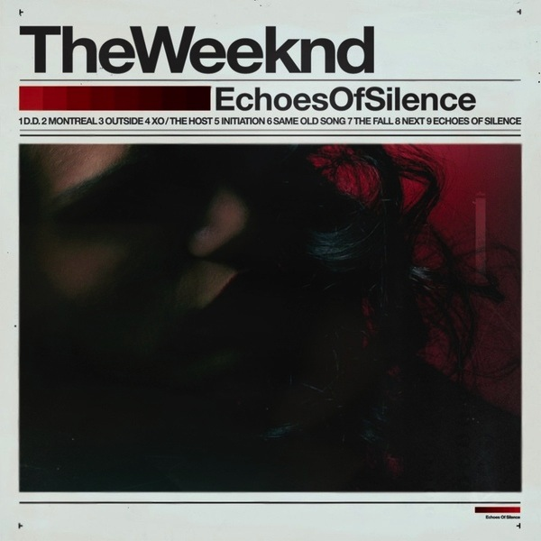 THE WEEKND - ECHOES OF SILENCE 2LP