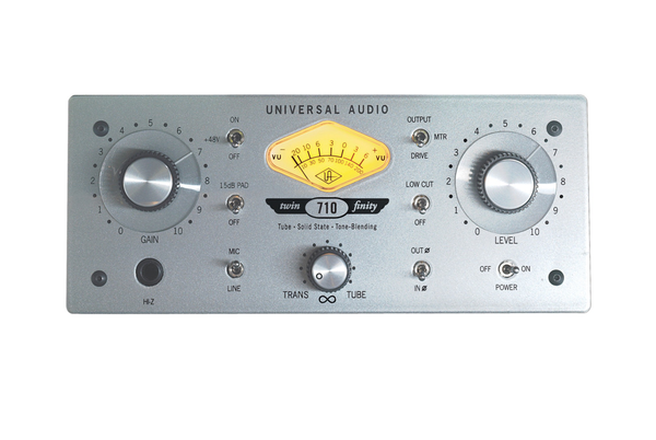 Universal Audio - 710 Twin-Finity Preamp