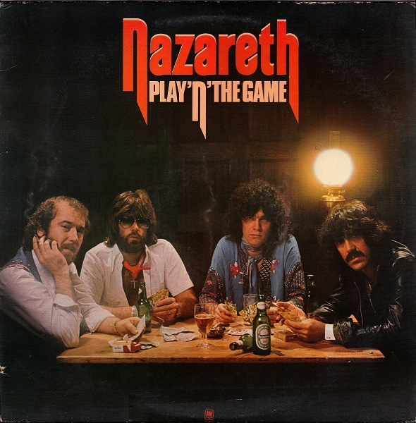 NAZARETH - PLAY'N'GAME LP (180 GRAM)