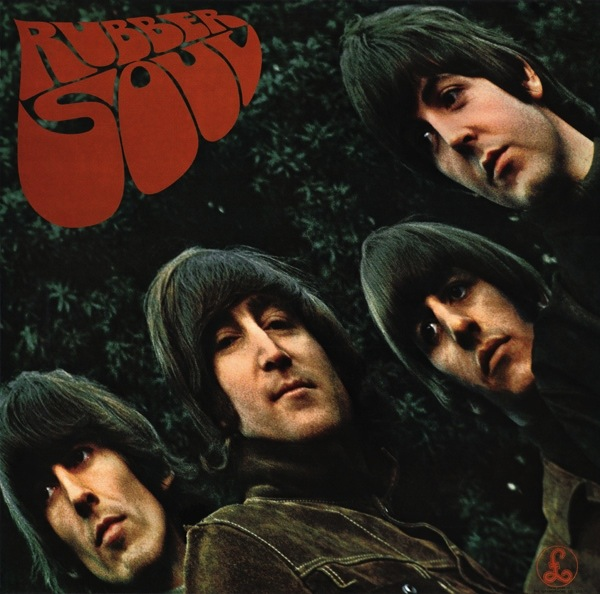 THE BEATLES - RUBBER SOUL LP