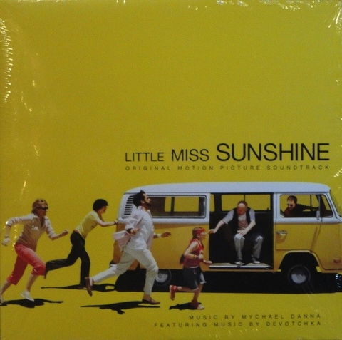 V/A - LITTLE MISS SUNSHINE SOUNDTRACK LP