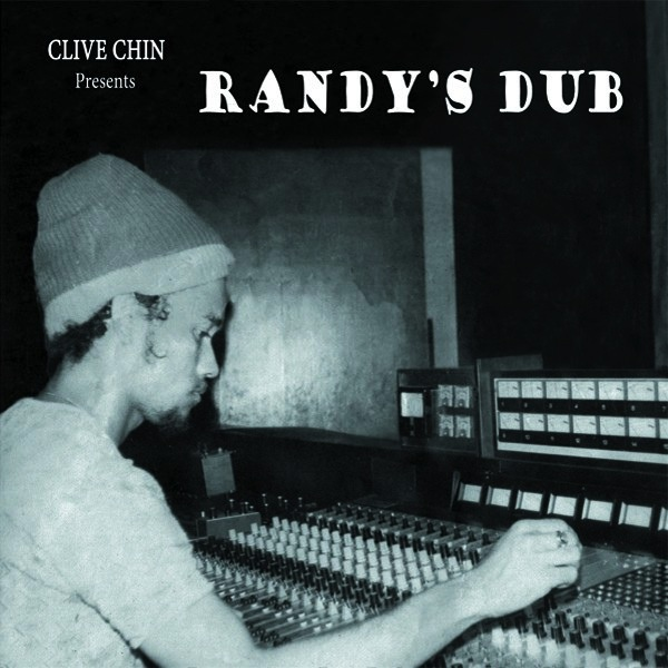 CLIVE CHIN - RANDY'S DUB LP