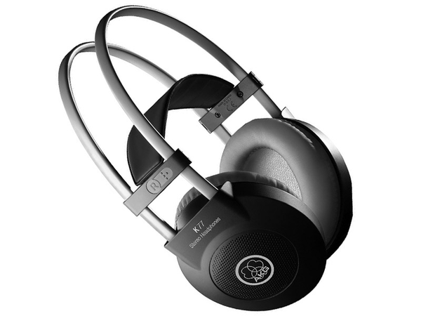 AKG - K77 Perception POWER PERFORMANCE STEREO HEADPHONES