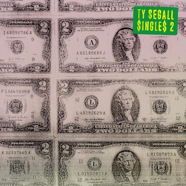 TY SEGALL - $ingle$ 2 LP