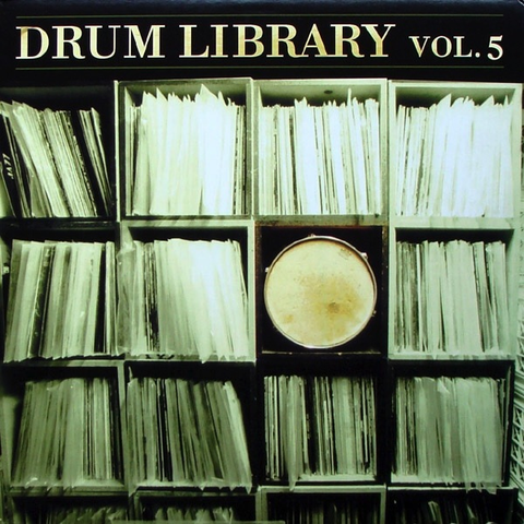 PAUL NICE - DRUM LIBRARY VOL. 5 LP