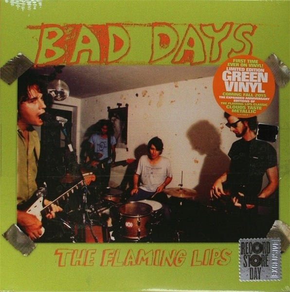 THE FLAMING LIPS - BAD DAYS 10""