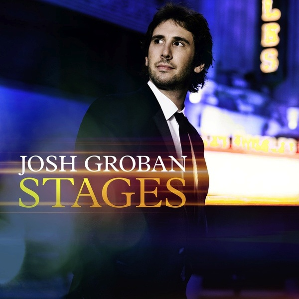 JOSH GROBAN - STAGES 2LP