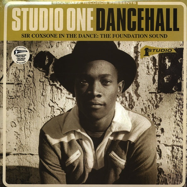 V/A - STUDIO ONE DANCEHALL 3LP