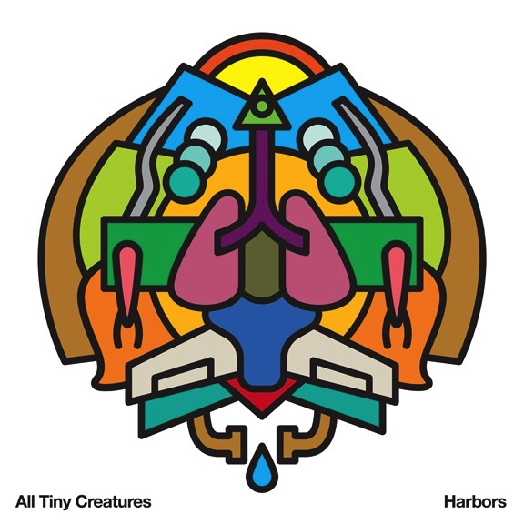 ALL TINY CREATURES - HARBORS 2LP
