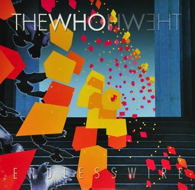 THE WHO - ENDLESS WIRE 2LP