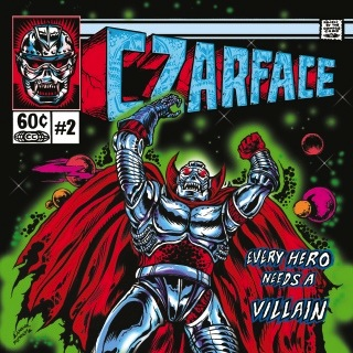 CZARFACE - EVERY HERO NEEDS A VILLIAN 2LP