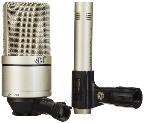 MXL - 990/991 RECORDING KIT