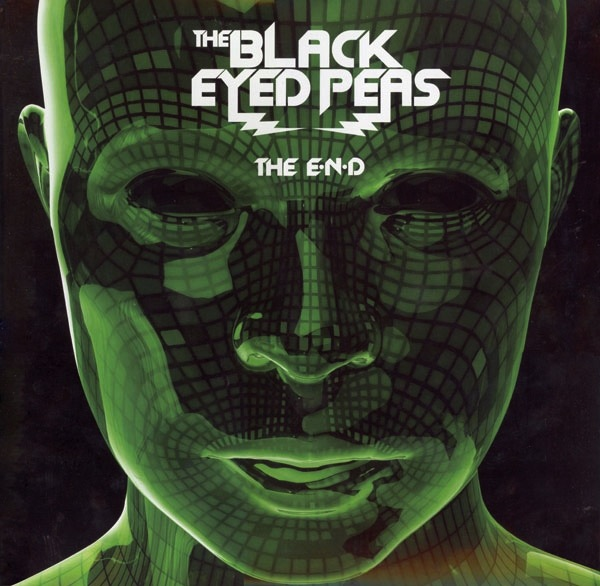 THE BLACK EYED PEAS - THE E.N.D. 2LP