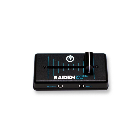 RAIDEN FADER - FADER BLACK/BLUE RIGHT CUT OFF