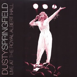 DUSTY SPRINGFIELD - LIVE AT THE ROYAL ALBERT 2LP