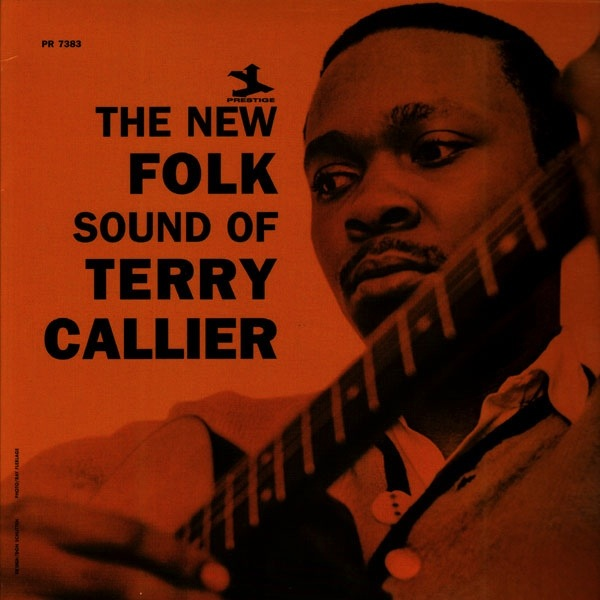 TERRY CALLIER - THE NEW FOLK SOUND OF LP