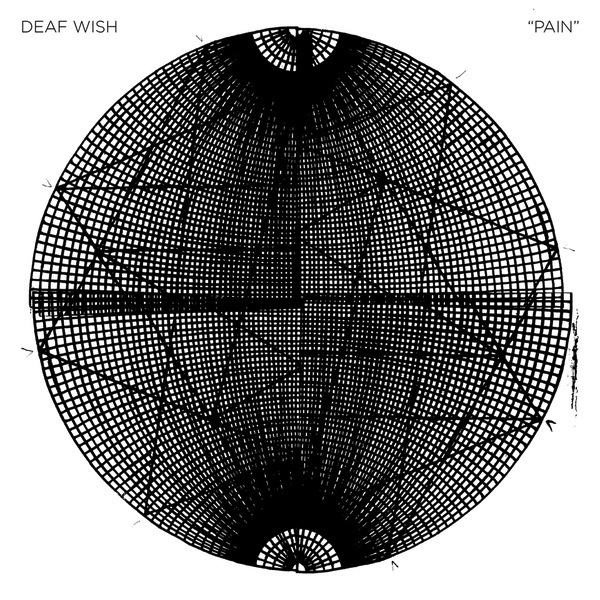 DEAF WISH - PAIN LP
