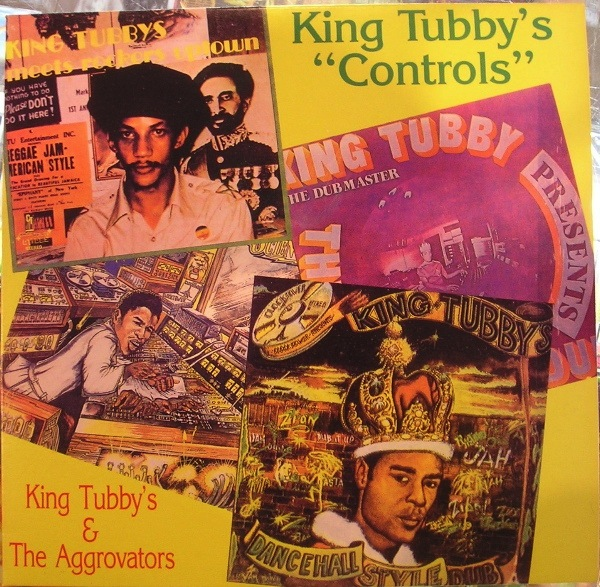 KING TUBBY & THE AGGROVATORS - KING TUBBY'S CONTROLS LP