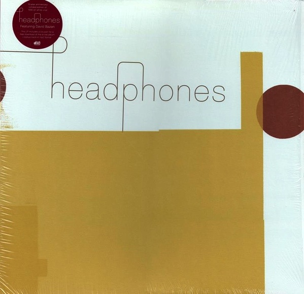 HEADPHONES - HEADPHONES LP