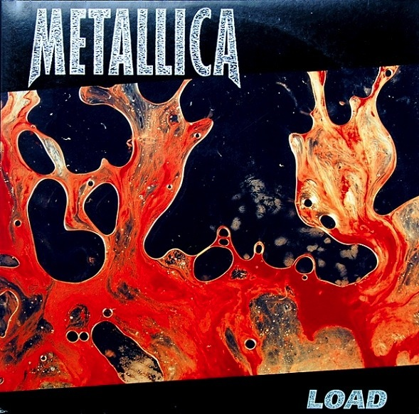 METALLICA - LOAD 2LP
