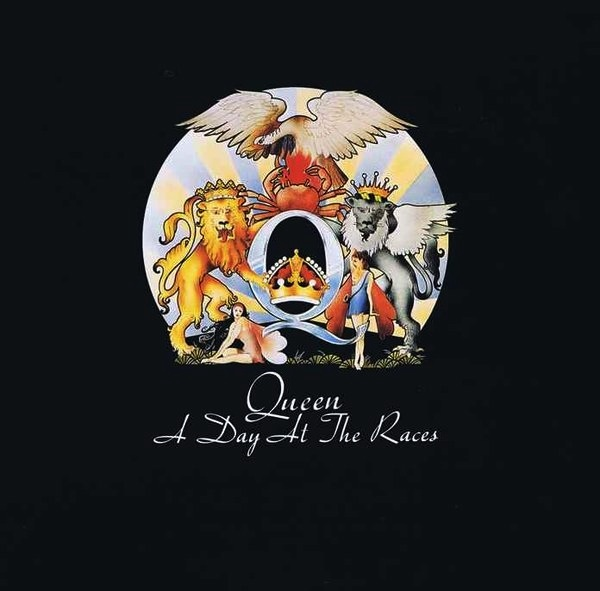 QUEEN - A DAY AT THE RACES LP (180G)