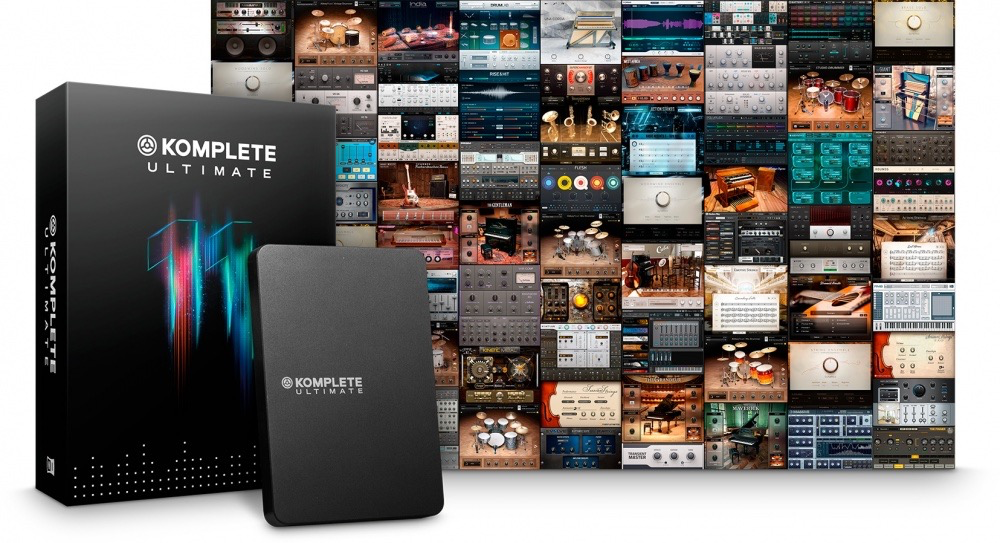 NATIVE INSTRUMENTS - KOMPLETE 11 SOFTWARE