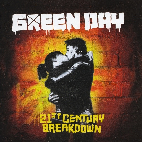 GREEN DAY - 21ST CENTURY BREAKDOWN 2LP (180 GRAM VINYL)