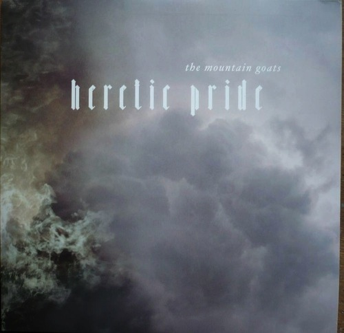 THE MOUNTAIN GOATS - HERETIC PRIDE LP + DOWNLOAD CODE