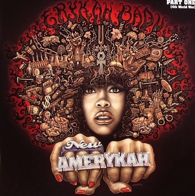 ERYKAH BADU - NEW AMERYKAH PART ONE 2xLP