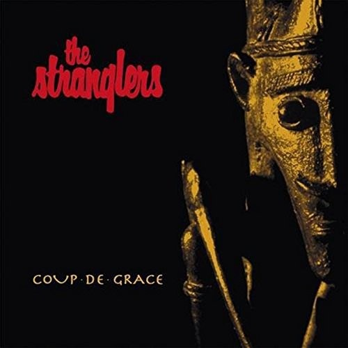 THE STRANGLERS - COUP DE GRACE LP