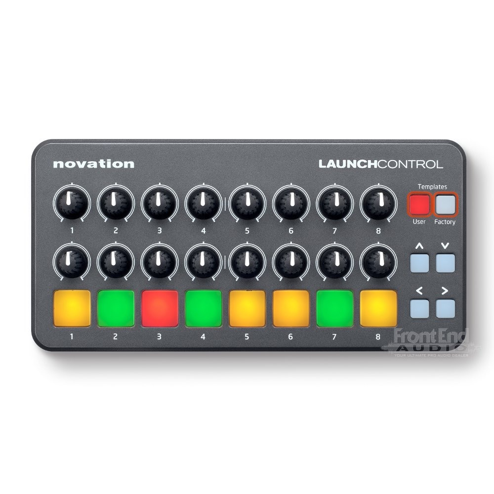 NOVATION - LAUNCH CONTROL PORTABLE CONTROL PANEL