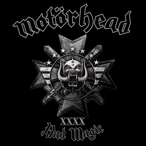 MOTORHEAD - BAD MAGIC LP +CD + DOWNLOAD CODE