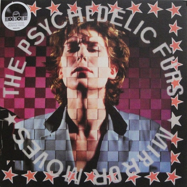 THE PSYCHEDELIC FURS - MIRROR MOVES LP